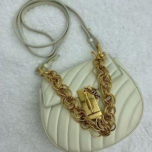 Chloe Quilted Mini Drew Bijou Calfskin Bag